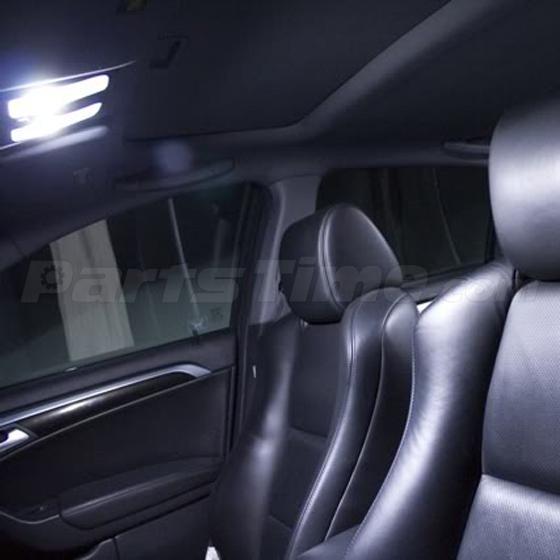 2008 Mazda Cx 9 Camshaft: 9pcs Xenon White Led Bulbs Interior Lights Package Deal