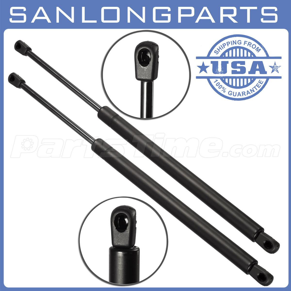 2Pcs Gas Charged Tailgate Lift Support Fits GMC Envoy