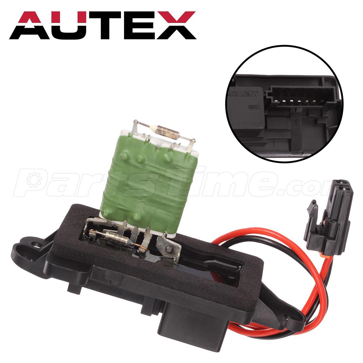 2003 chevy silverado blower motor resistor autozone 28 for Duralast ac heater blower motor resistor