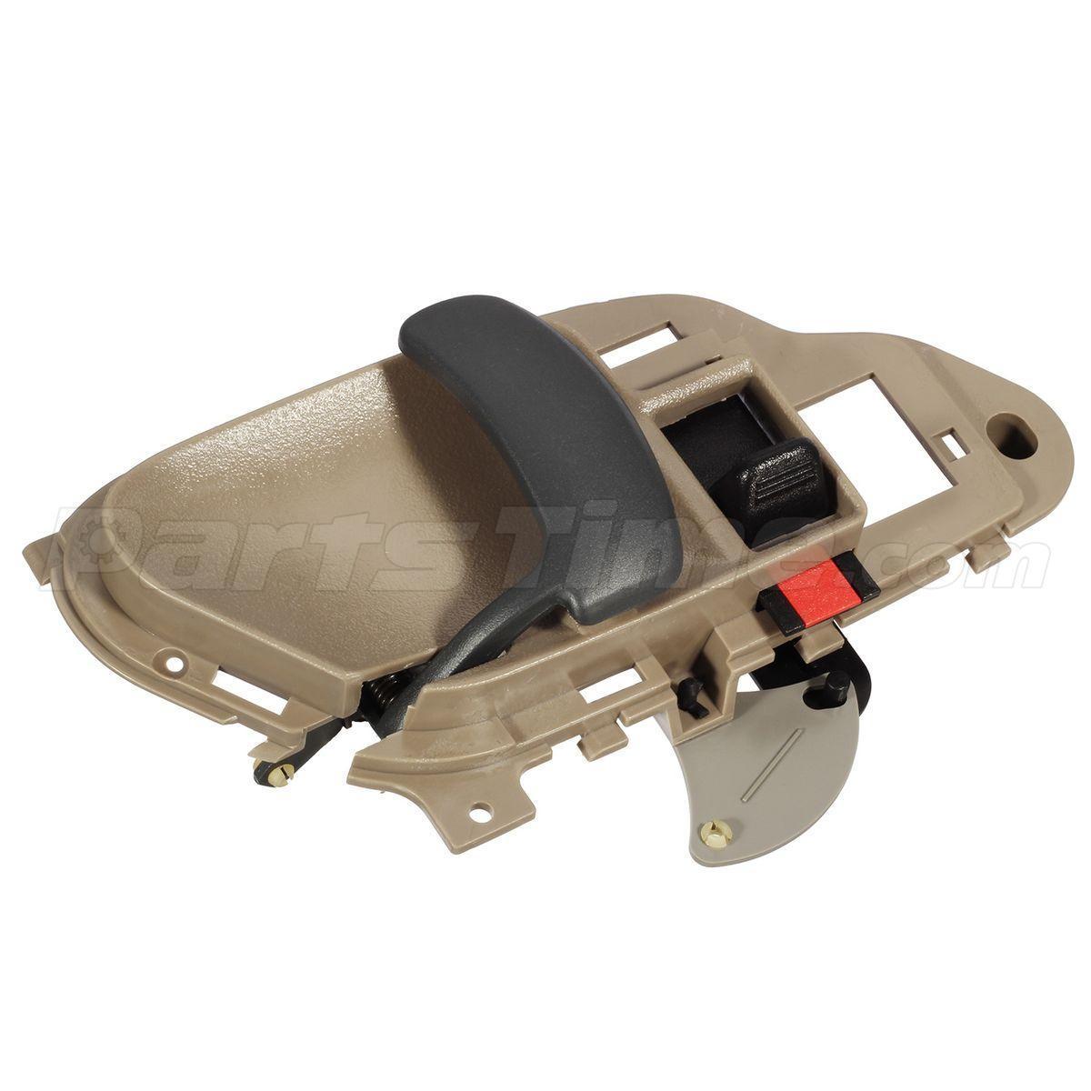 For 1995 1999 Gmc C1500 Inside Inner Beige Front Rear Left Lh Driver Door Handle Ebay