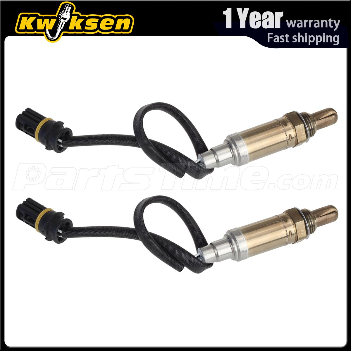 2x Upstream O2 Oxygen Sensor 13477 For Bmw Z8 Z3 325i