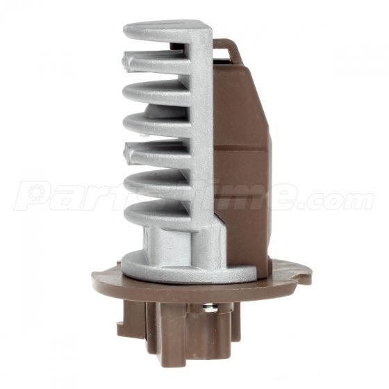 ac blower motor transistor resistor  honda pilot acura