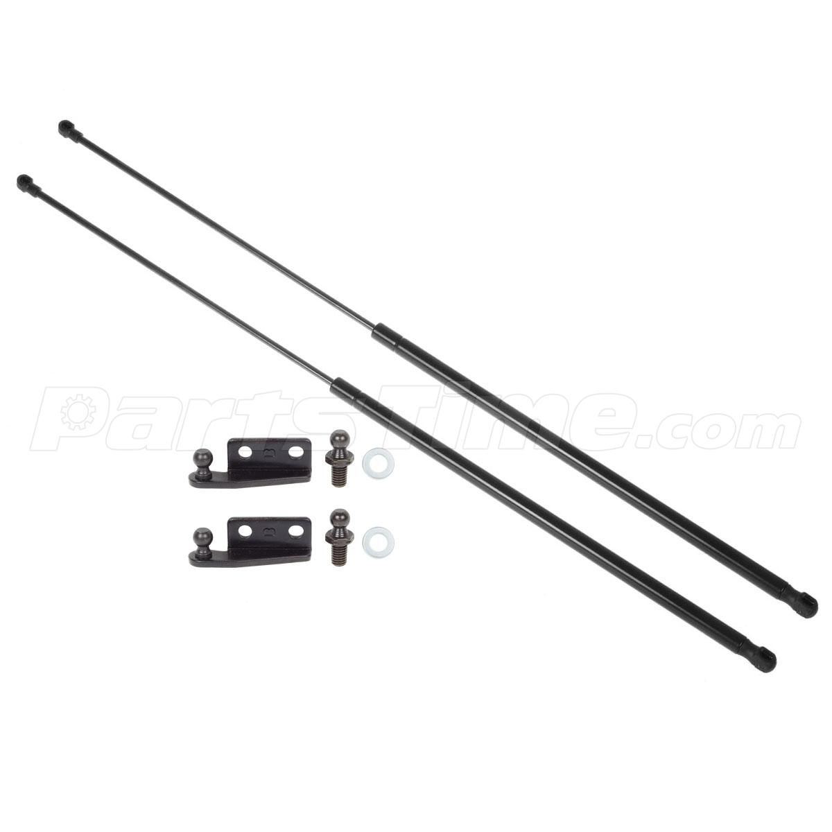 2  rear hatch tailgate gas charged lift support for 95