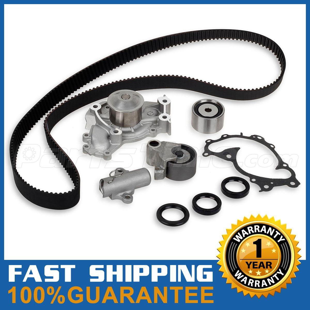 engine timing belt water pump kit for lexus es300 toyota camry 1mzfe ebay. Black Bedroom Furniture Sets. Home Design Ideas
