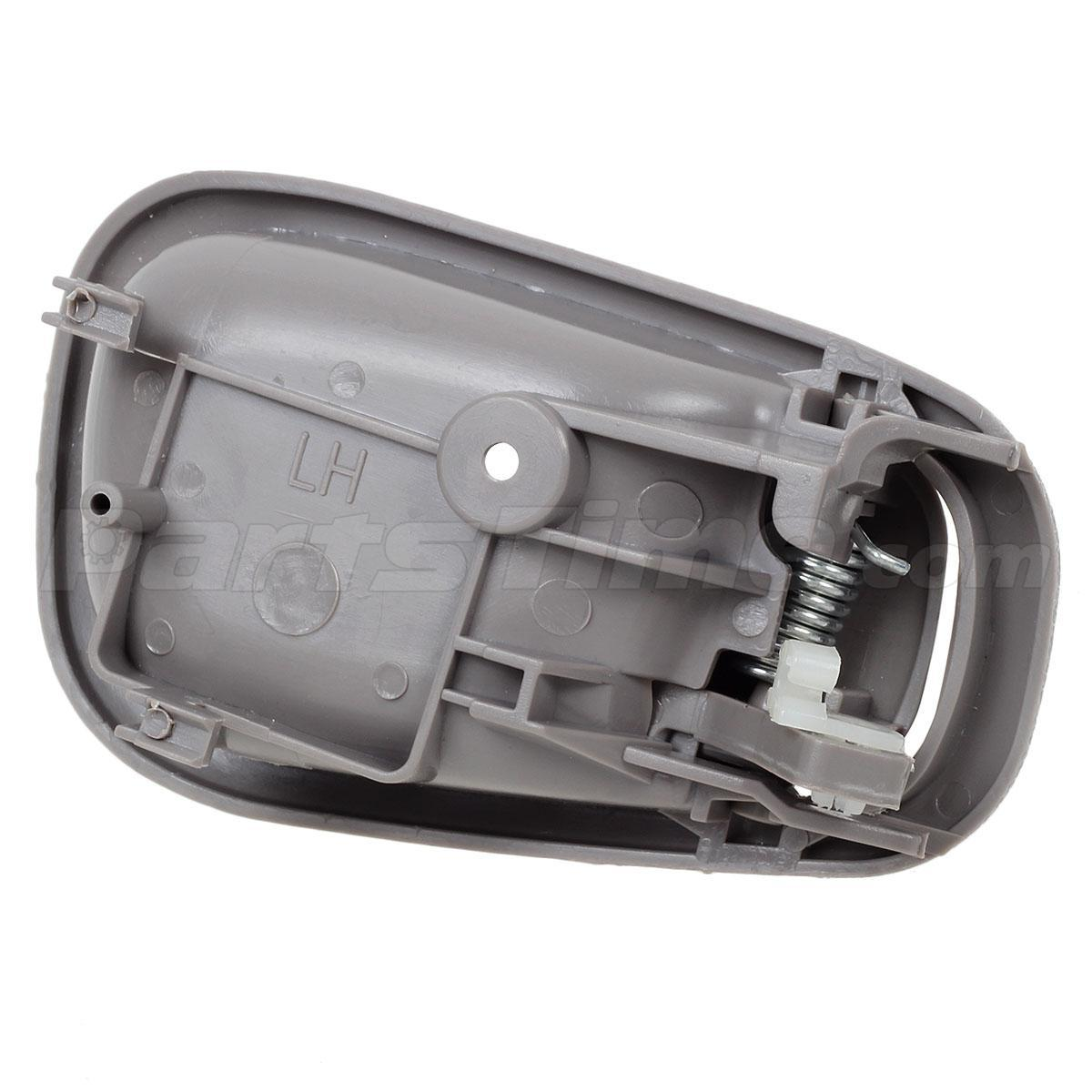 For 98 02 toyota corolla inside inner gray front rear left Toyota corolla door handle interior