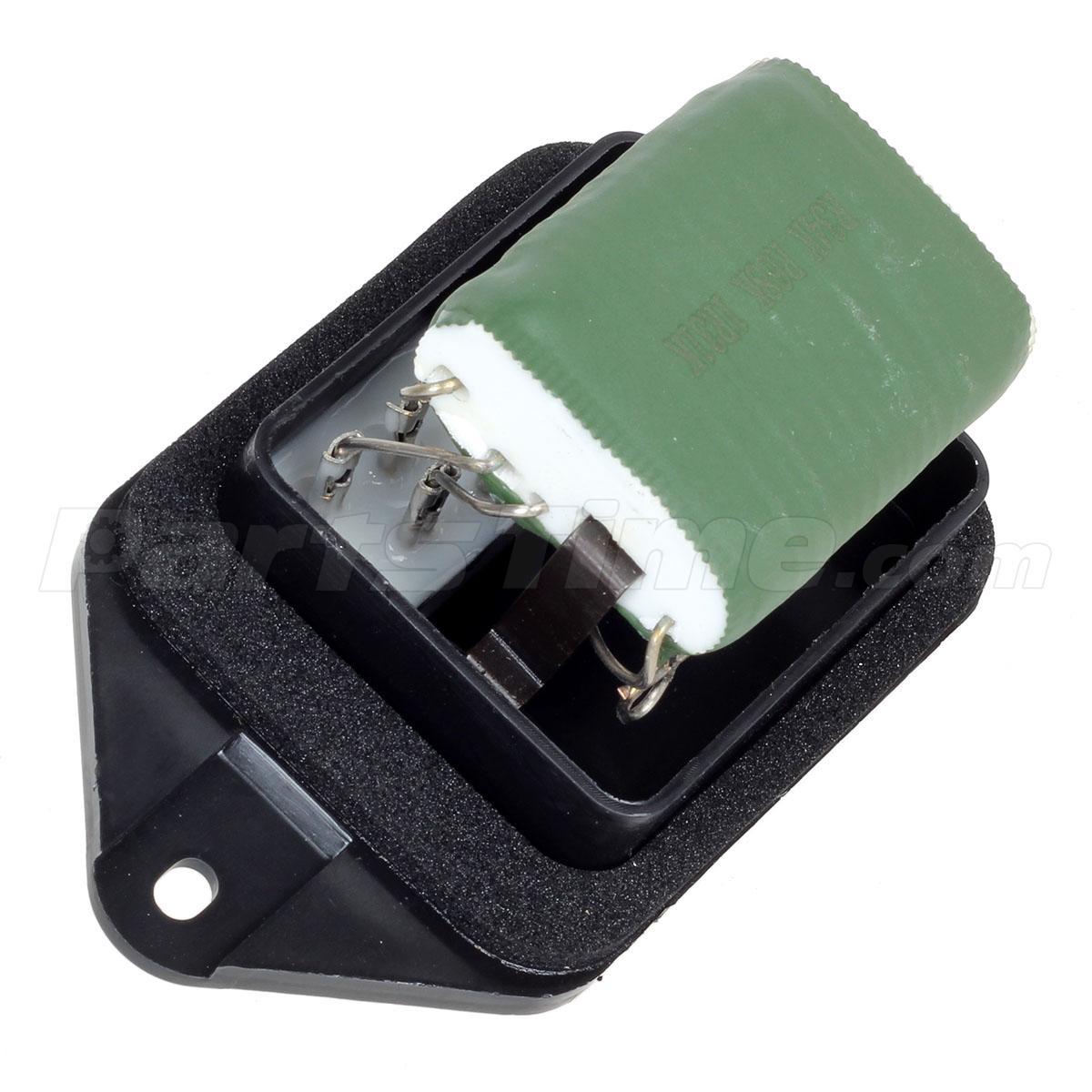 Ac fan hvac blower motor resistor regulator w o ecc for for Volvo 850 blower motor