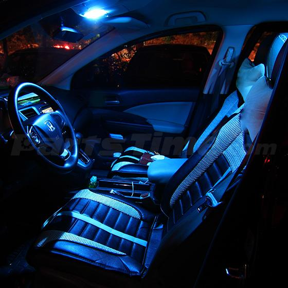 17x ice blue interior dome map led lights package bulb for 2009 2015 honda pilot ebay. Black Bedroom Furniture Sets. Home Design Ideas