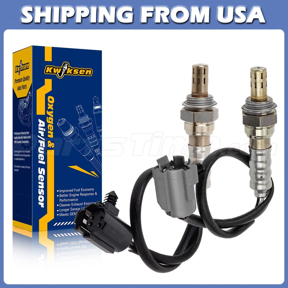 2 Pcs For 98-00 Dodge Durango 5.9L 5.2L O2 Oxygen Sensor 1
