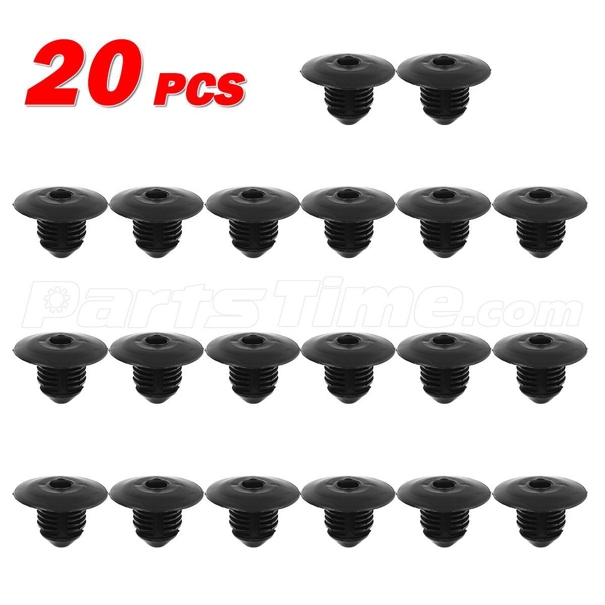 chevrolet ssr bumpers 20 front bumper cover retainer fascia insulators clip for gm cadillac chevrolet fits chevrolet ssr