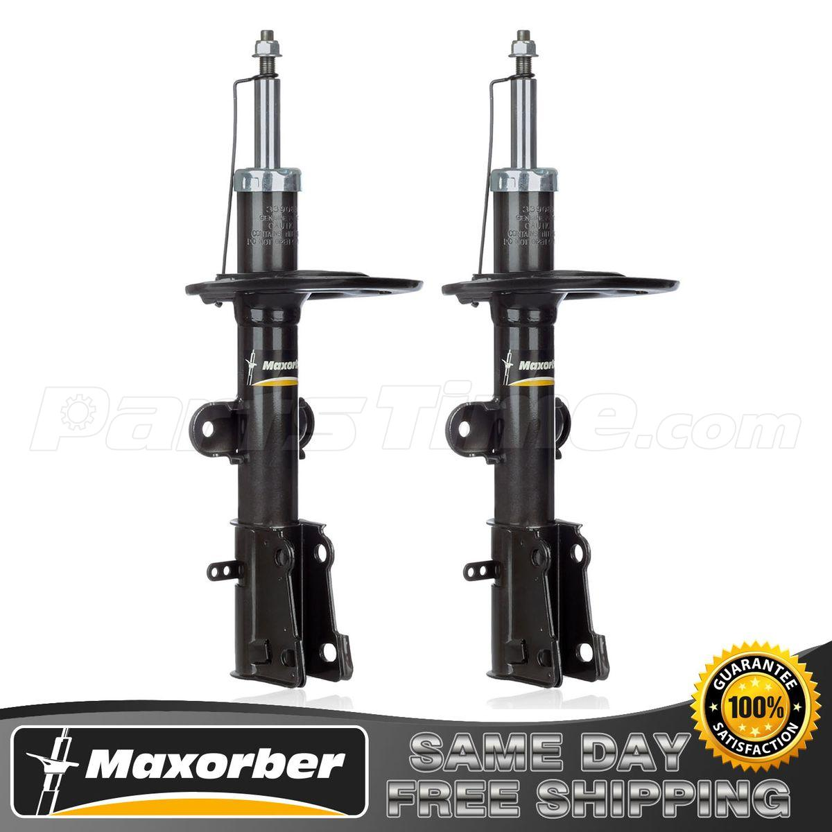 For 04 08 chrysler pacifica front pair shocks struts 72130 for 04 pacifica window regulator
