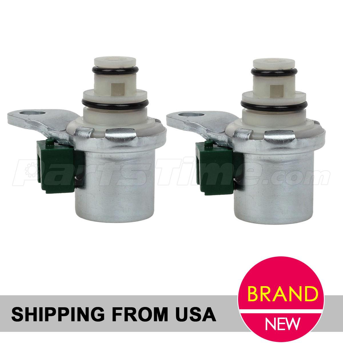 Auto Shift Solenoid SET KIT Pair A B FOR 1999 UP Protege