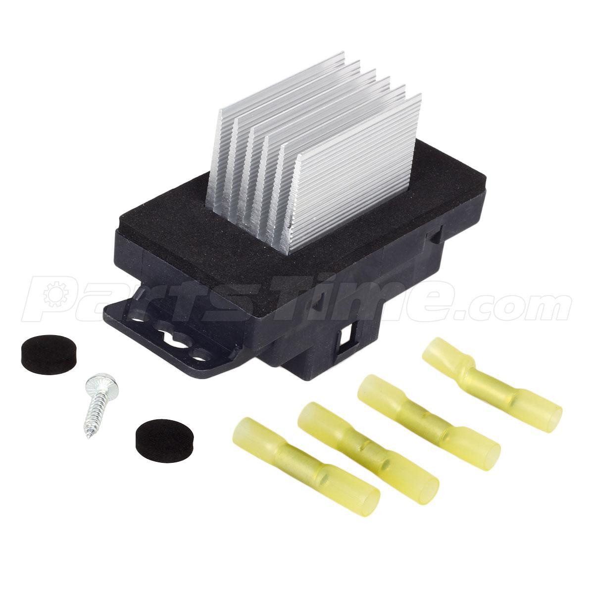 hvac heater blower motor resistor fits 2004 2013 chevrolet. Black Bedroom Furniture Sets. Home Design Ideas