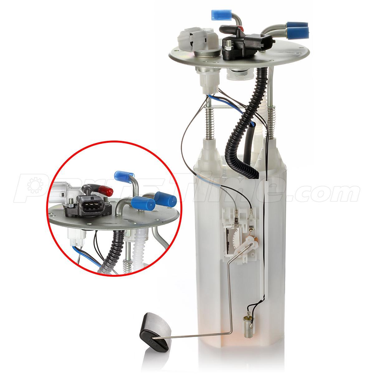311503e200 gas fuel pump w level sensor for 2004 2003 kia. Black Bedroom Furniture Sets. Home Design Ideas